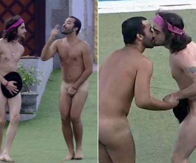 Tiago Leifert reclama de censura do Instagram a nudez e selinho de Fiuk e Gil no BBB21; Veja o vídeo